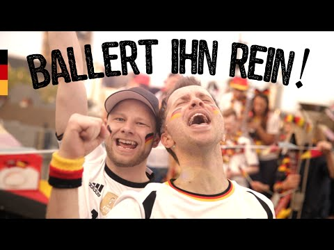 Ballert ihn rein! – EM Song 2016, #Tohrwurm Deutschland, offizielles Video