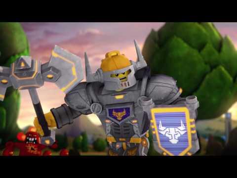 LEGO® NEXO KNIGHTS™ - Mise: Ochraň hrad