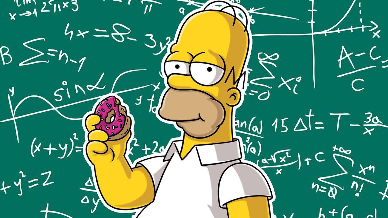O Que Os Simpsons Podem Te Ensinar Sobre Matemática ...