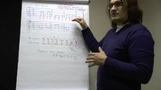 Теория музыки: как читать ноты, транспозиция