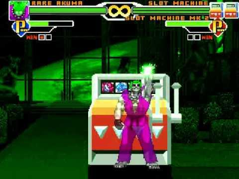 Mugen slot machine