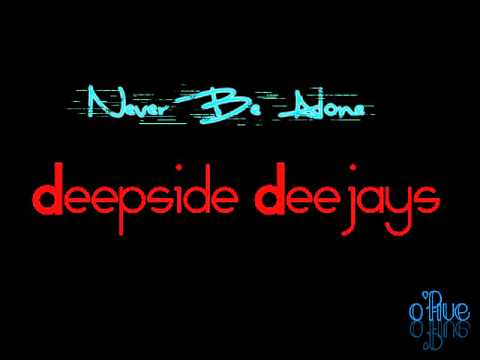 Клип Deepside Deejays - Never Be Alone - Radio Edit