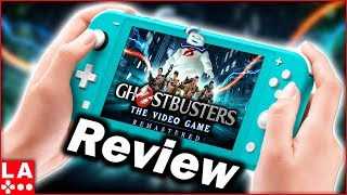 Ghostbusters: The Video Game Remastered Review (Video Game Video Review)
