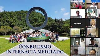 2a Virtuala Kongreso de Esperanto – Ŭonbulismo kaj Internacia Meditado