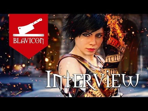 Blavicon 2017 | interview - Antherica Art & Cosplay