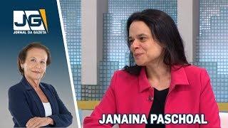 Janaina Paschoal, Profª. De Direito, Fala Sobre As Eleições