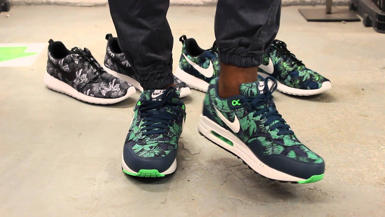nike air max 1 gpx on feet