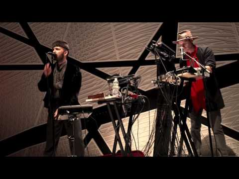 O Paradiso - Projected - Live at National Sawdust - June 29, 2016