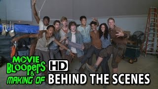 The Maze Runner (2014) Making of & Behind the Scenes (Part2/2)