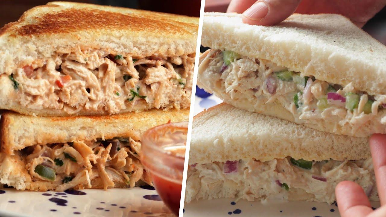 Download Chicken Sandwich Recipe 2 Ways