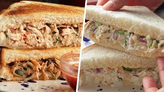 Chicken Sandwich Recipe 2 Ways