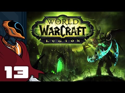 Let's Play World of Warcraft: Legion - PC Gameplay Part 13 - Fashion Disaster
