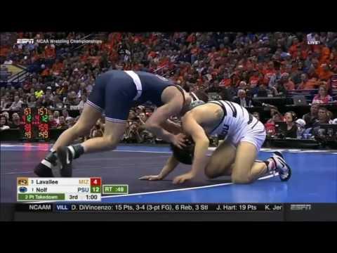 NCAA Wrestling Finals Highlights 2017