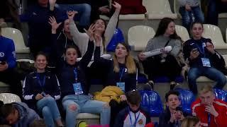 Россия 4-0 Греция  ЕВРО U-19. Отборочный турнир.