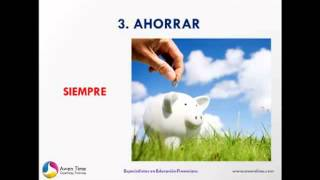 Conferencia Las 7 claves para manejar el Dinero Inteligentemente