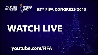 REPLAY: 69th FIFA Congress 2019