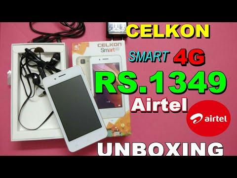 Celkon Smart 4G Rs.1349