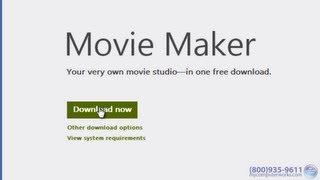 Create Movies Easily with Windows Movie Maker!
