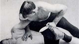 Catch As Catch Can Wrestling History