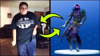 REACTION to FORTNITE'S BEST IN REAL LIFE