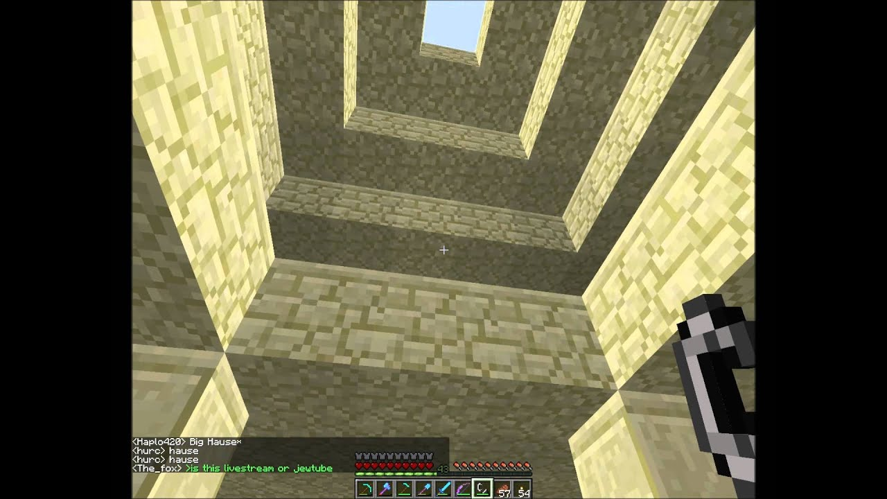 Advanced Minecraft Bt Season Episode Haitus Base YouTube - Minecraft hauser video