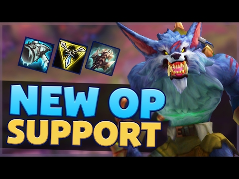 THIS IS WAY TOO MUCH FUN | AD WARWICK SUPPORT | BunnyFuFuu