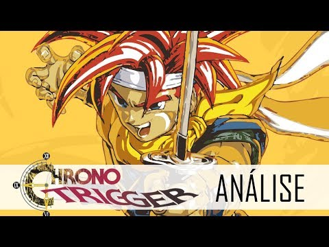 CHRONO TRIGGER : A LENDA DO RPG !
