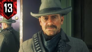 Red Dead Redemption 2 - Part 13 - NEW OUTFIT SHOPPING