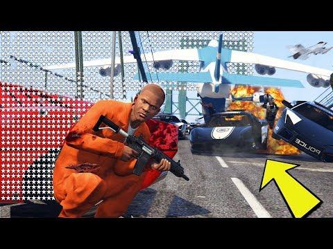 PODEMOS SOBREVIVER A 800 ESTRELAS NO GTA 5?! (Incrível) thumbnail