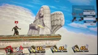 Super Smash Bros. Ultimate - Final Smash - Ganondorf (Ganondorf the Demon King)