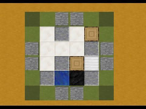 2048 in Minecraft