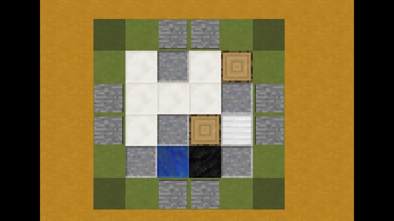 2048 In Minecraft Youtube