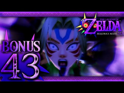 The Legend of Zelda: Majora's Mask 3D - BONUS - All Boss Battles As Fierce Deity