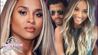 """Ciara faces backlash after telling unmarried women to """"level up"""" 