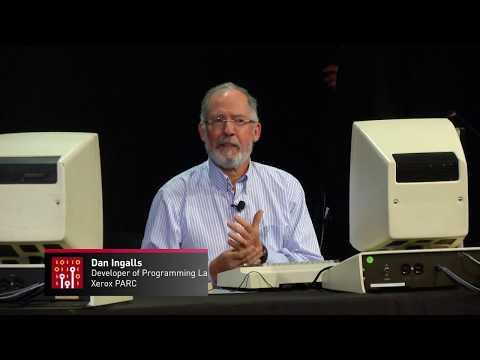 Yesterday's Computer of Tomorrow: The Xerox Alto │Smalltalk-76 Demo