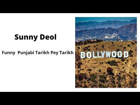 SUNY deol Punjabi galiyan