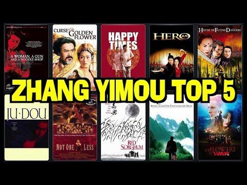 Zhang Yimou (Hero, House of Flying Daggers) - TOP 5 MOVIES