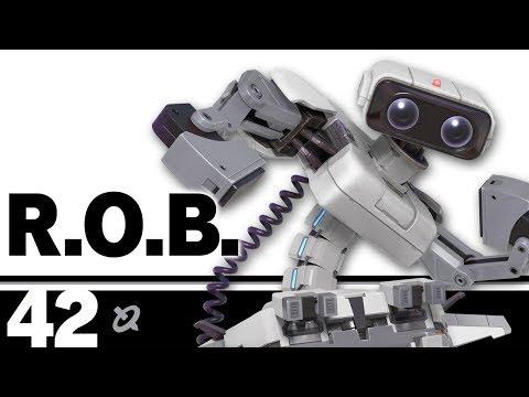42: R.O.B. – Super Smash Bros. Ultimate