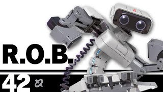 42: R.O.B. – Super Smash Bros. Ultimate