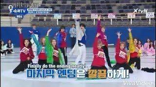 (Super TV) Eunhyuk x Weki Meki Performance.. The epic ones!