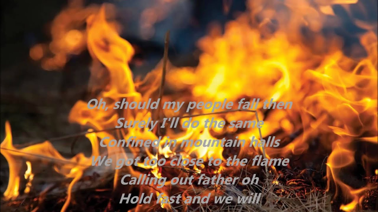 Ed Sheeran -I See Fire[Lyrics]