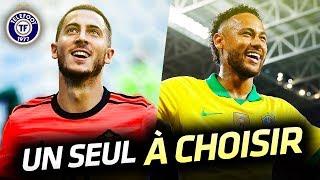 Plutôt Hazard ou Neymar ? - La Quotidienne #532