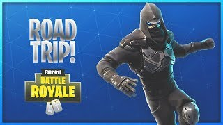 *NEW* ROAD TRIP SKIN FINALLY REVEALED | FORTNITE BATTLE ROYALE