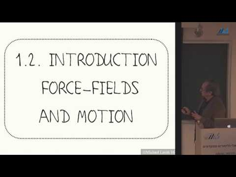Michael Levitt-Hybrid Multiscale Models for Simulating Functional Motion