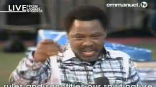 SCOAN 15/02/15: SERMON: GOD IS SPIRIT (THE WORD & THE SPIRIT) & Prophesies TB Joshua. Emmanuel TV