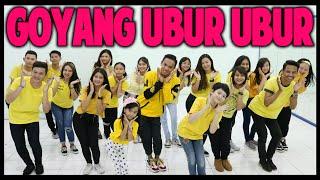 Download GOYANG UBUR UBUR TAKUPAZ DANCE CREW | TIK TOK VIRAL | JOGET ZUMBA SENAM