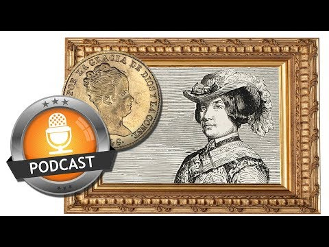 CoinWeek Podcast #86: Patrick O'Connor on the Coinage of Isabella II