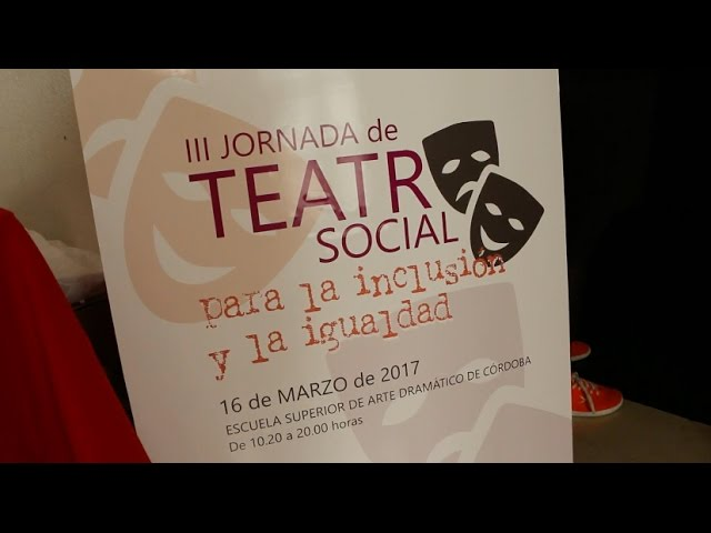 Unas jornadas ponen en valor el teatro social por la igualdad