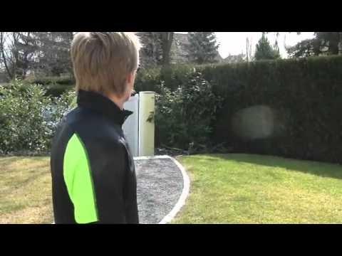 Formula One racing driver Heikki Kovalainen training with the HUR leg press