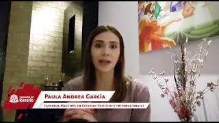 Maestría en Estudios Políticos e Internacionales- Universidad del Rosario
